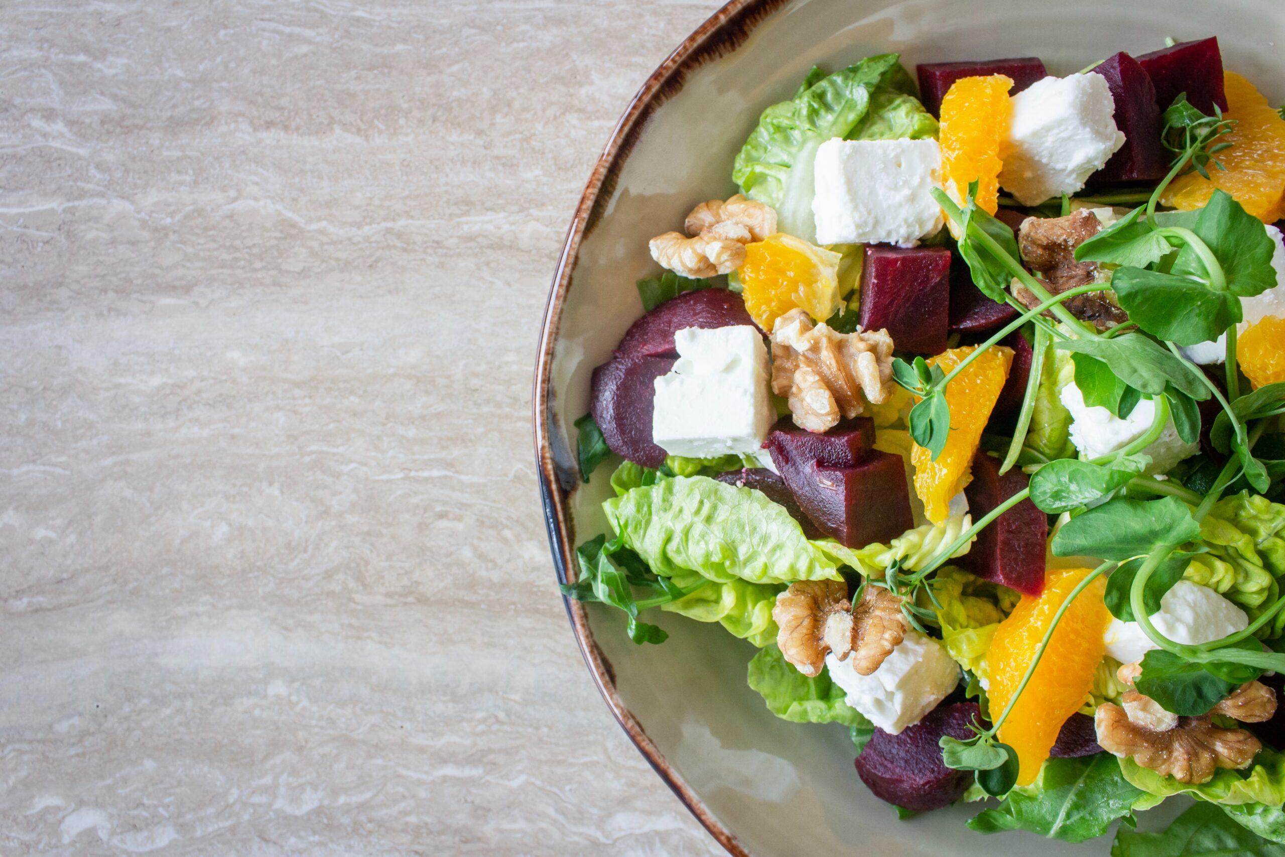 Dieta dimagrante equilibrata